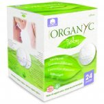 organyc cotton breast pads