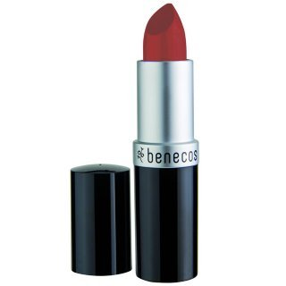 benecos natural lipstick soft coral