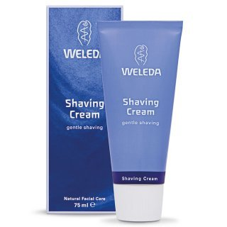 weleda men shaving cream