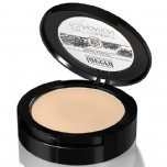 lavera 2 in 1 compact foundation ivory 01