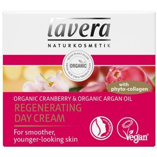 lavera regenerating day cream organic face cream natural