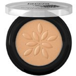 lavera mineral eyeshadow golden copper organic make up