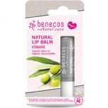 benecos natural lip balm classic vegan lip balms