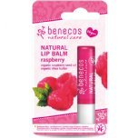 benecos natural lip balm raspberry natural lip care