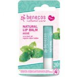 benecos natural lip balm mint natural vegan lip balm