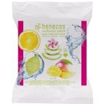 benecos happy cleansing wipes natural facial cleanser