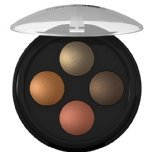 lavera illuminating quattro eyeshadow indian dream