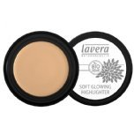lavera soft glowing highligher golden shine