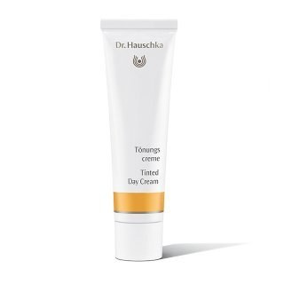 dr hauschka tinted day cream