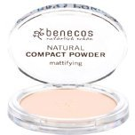 benecos compact powder fair vegan make up natural