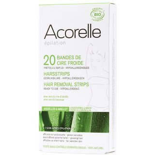 acorelle hair removal strips underarms and bikini