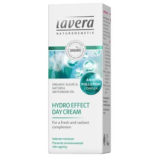 lavera hydro effect day cream natural moisturiser
