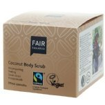 fair squared coconut body scrub