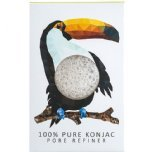 konjac sponge co mini pore refiner toucan