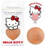 the konjac sponge co hello kitty rich pink clay and hook