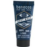 benecos mens mini 3 in1 body wash