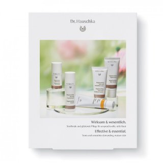 dr hauschka effective and essential skin care set