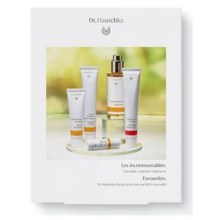 dr hauschka favourites collection gift set travel set