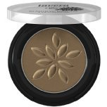 lavera mineral eyeshadow edgy olive vegan eyeshadow