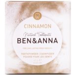 ben and anna cinnamon toothpowder vegan toothpowder