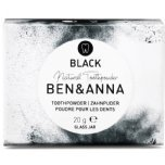 ben and anna natural toothpowder charcoal whitening natural