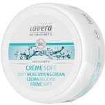 lavera soft moisturising cream basis sensitive organic