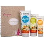 benecos apricot and elderflower gift set christmas