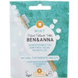ben & anna natural toothpaste tablets fluoride mint