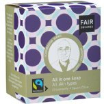fair squared all in one olive soap vegan soap fair trade
