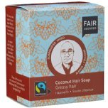fair squared coconut hair soap greasy hair shampoo bar