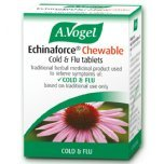 a vogel echinaforce chewable cold flu tablets echinacea