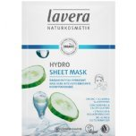 lavera hydro sheet mask face mask vegan face mask