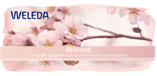 Welwda - Almond Skin Care for Sensitive Skin